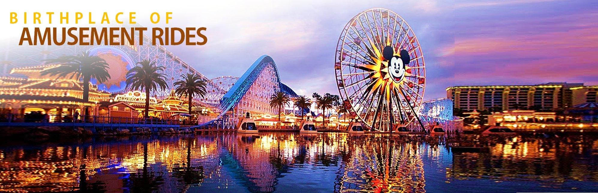Contact Us | Amusement Park Manufacturer